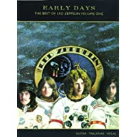 EARLY DAYS (THE BEST OF LED ZE: (Guitar