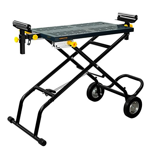 POWERTEC MT4005 Mounting Deluxe Rolling Stand