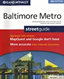 Rand Mcnally Baltimore Metro Street Guide, , 0528004506