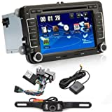 Navihouse autoradio 2 Din Radio DVD navigatore GPS, per VW Jetta Golf MK5 Passat t5 fotocamera