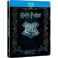 Harry Potter Jumbo - Edición Metálica [Blu-ray]