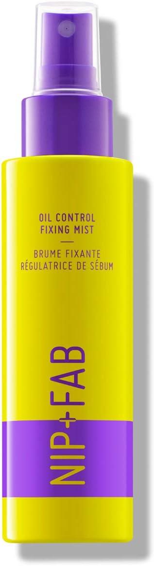 NIP+FAB Fixing Mist Oil Control Review