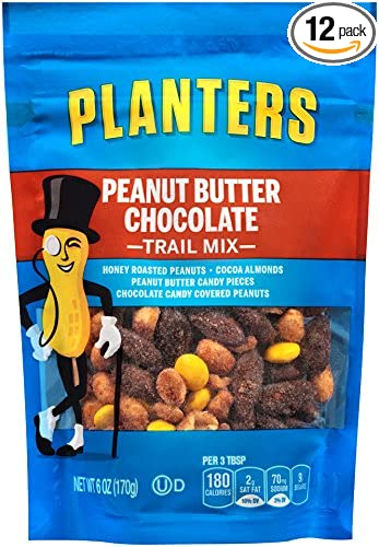 mix p brownie perspective and kroger planter nuts chocolate trail butter peanut dessert front planters