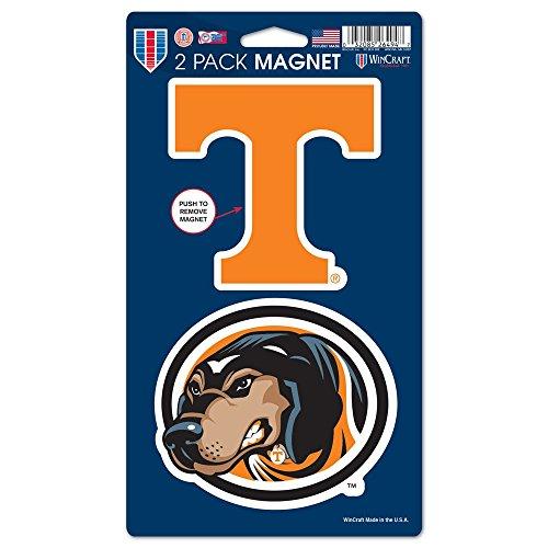 sity of Tennessee Die Cut Logo Magnet, 6.25