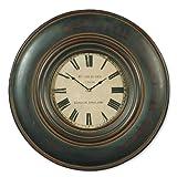 Uttermost 24-Inch Round Adonis Clock