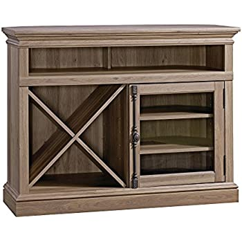 c3aec3ac165 Amazon.com  South Shore Exhibit Corner TV Stand with Sliding Doors ...