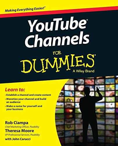 YouTube Channels For Dummies (Equipment Needed To Start A Youtube Channel)