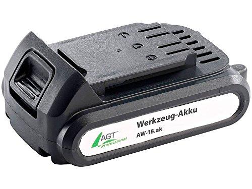 Visseuse /à choc sans fil AW-18.sr 18 V avec accu AW-18.ak et chargeur