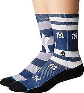 Stance New York Yankees Splatter MLB Socken Navy