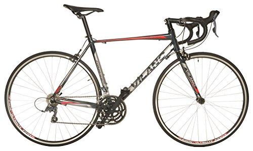 Vilano FORZA 4.0 Aluminum Road Bike - Shimano Claris STI Shifters