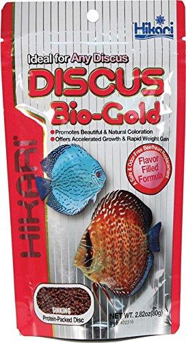 Hikari Discus Bio-Gold Granules for Pets, 2.82-Ounce