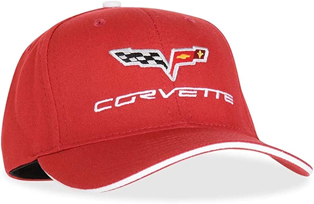 Fit Corv Accessories White Yoursport Baseball Cap,Unisex Adjustable Hat Travel Cap for Man,Women