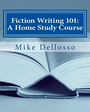 book cover of Fiction Writing 101