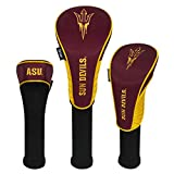 Team Effort Arizona State Sun Devils Set of Three Headcovers