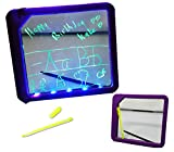 Playo LED Light Up Drawing Board for Kids - Drawing Writing Doodle Board with Lights and Pen