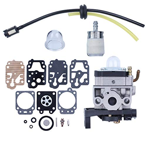 Carburetor Carb Rebuild Repair Kit For HONDA GX35 GX 35 HHT35 HHT35S Gas Trimmer Brushcutter Strimmer Generator 16100-Z0Z-034