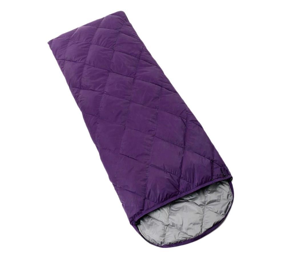 Envelope Duck down schlafsack im freien vier jahreszeiten warm halten ausrüstung 400g-800g nylon tuch