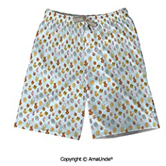 Perfect Summer Beach Shorts If you're looking for a Beach shorts or Casual shorts that's unique with personalized design,vibrant colors and different pattern. AmaUncle's 3D Printed Beach Shorts will be the style you're looking for. Our mens b...