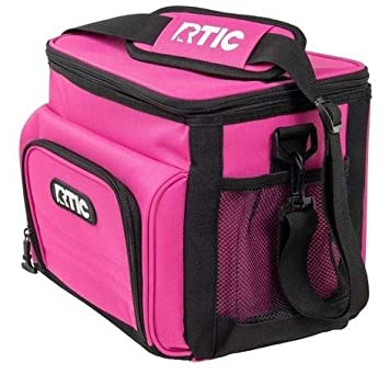 RTIC Day Cooler Hot Pink, 15-Cans