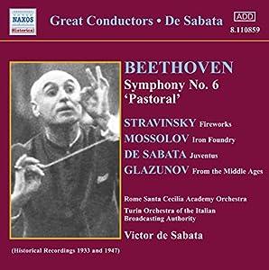 Great Conductors: Juventus De Sabata
