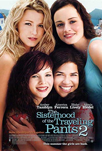 Image result for the sisterhood of the traveling pants poster