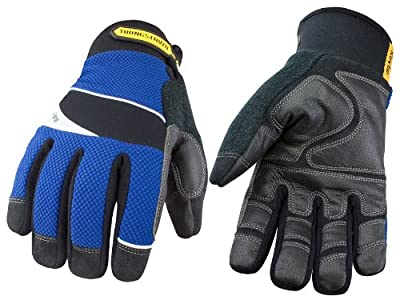 Youngstown Glove Waterproof Winter Glove Lined with Kevlar