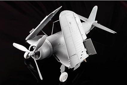 Amazon.com: MK. 1 diseño de 1: 32 piezas de F4U-1 Corsair ...