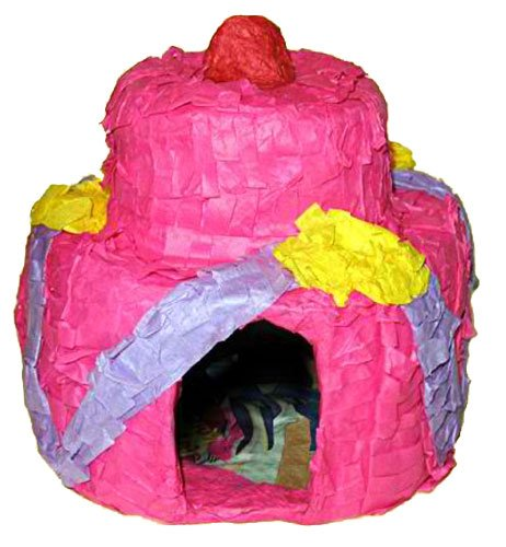 Fetch-It Pets Critter Clubhouse, Cake
