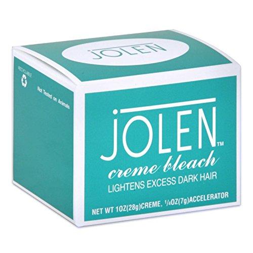 Jolen Creme Bleach 1 oz (Pack of 12) by Jolen