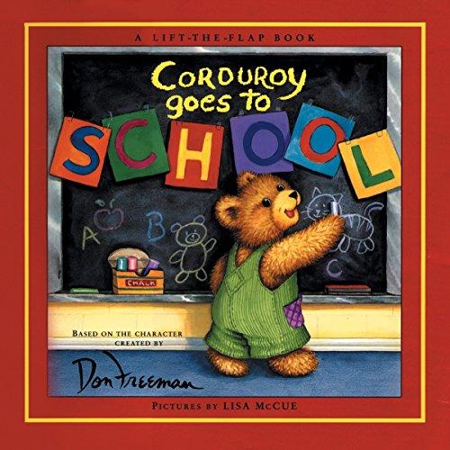 Books : Corduroy Goes to School