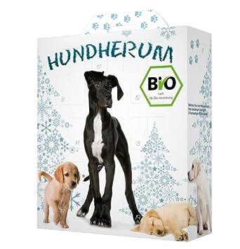 Weihnachtskalender Hund.Bio Adventskalender Für Hunde Exklusiv Bei Amazon