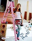 Paige Hemmis SIGNED 8x10 Photo Extreme Makeover Designer PSA/DNA AUTOG