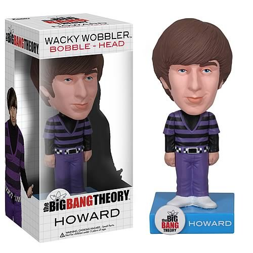 Funko Big Bang Theory Howard Wacky Wobbler