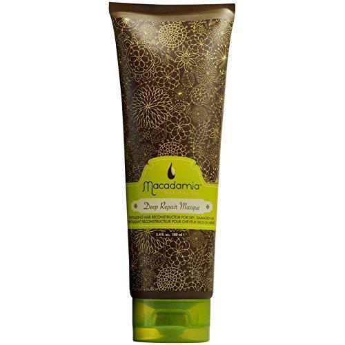 Macadamia Natural Oil Deep Repair Masque, 3.3 Fluid Ounce