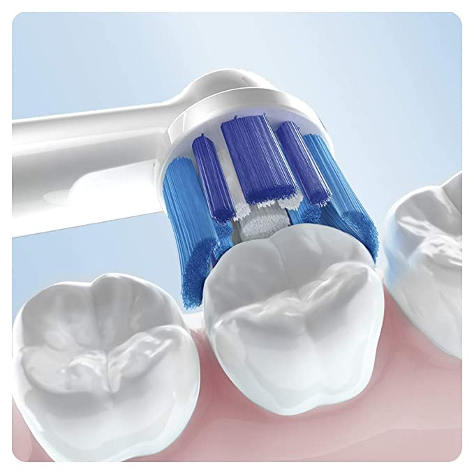 Oral-B Precision Clean EB20, Paquete de 4 Cabezales para Cepillos de Dientes Recargables: Amazon.es: Salud y cuidado personal