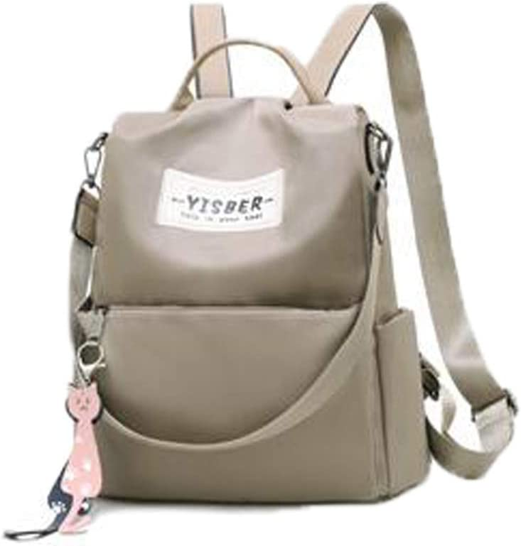 School Practical and Stylish Two Colors Travel Outdoor Work Fashion and Leisure Huijunwenti The Girls Versatile Backpack is Perfect for Everyday Travel Latest Models