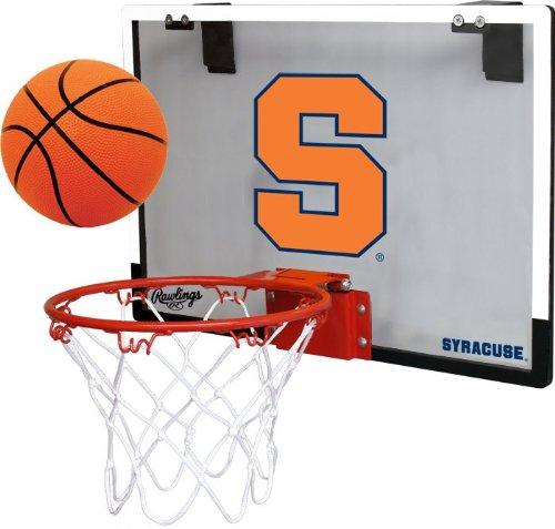 Ncaa Syracuse Orangemen Game On Hoop Set By Rawlings