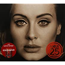 25 - Target Exclusive Edition by Adele (2015-01-01)