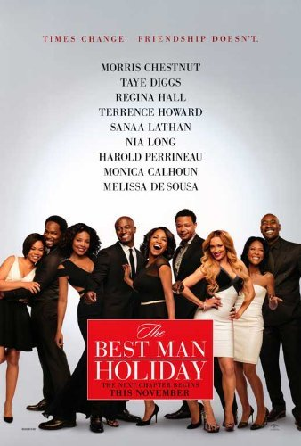 The Best Man Holiday Poster ( 11 x 17 - 28cm x 44cm ) (2013)