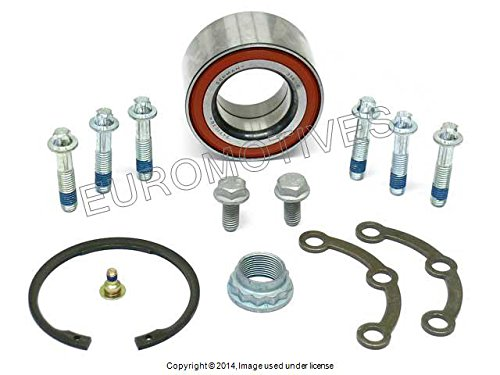 Mercedes (select 86-07 models) Wheel Bearing Kit REAR (14 pcs) FAG