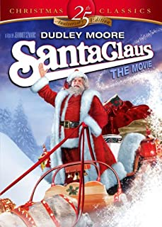 Book Cover: Santa Claus: Movie