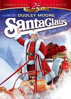 Book Cover: Santa Claus: Movie