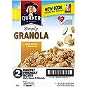 2-Pk. Quaker Simply Granola Oats, Honey & Almonds (28 Oz Box)
