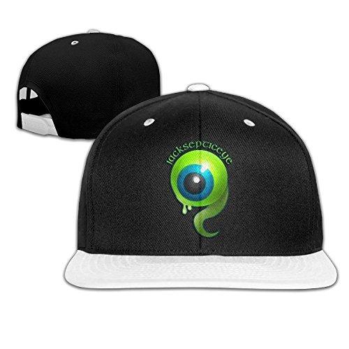 [Hip Hop JACKSEPTICEYE Blank Hat] (Jumbo Hip Hop Adult Hat)