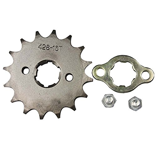 Wingsmoto Sprocket Front 428-16T 20mm Motorcycle ATV Dirtbike