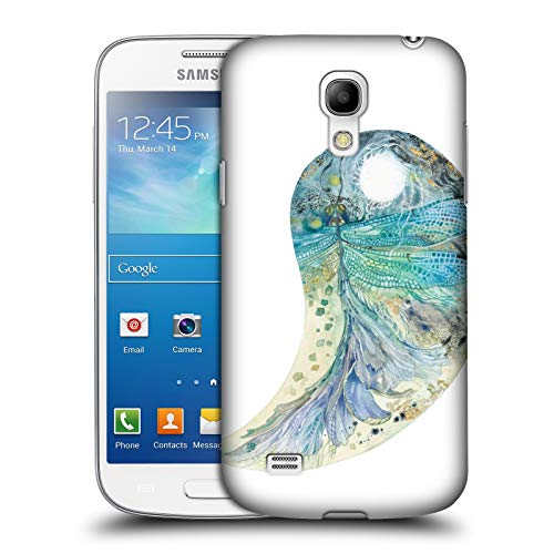 Official Stephanie Law Divergent Insects Hard Back Case for Samsung Galaxy S4 Mini - Phone Galaxy Case S4 Divergent