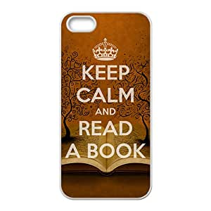 Book World Cell Phone Case for Iphone 5s