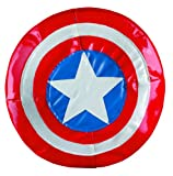 Marvel Super Hero Squad Captain America Soft Shield
