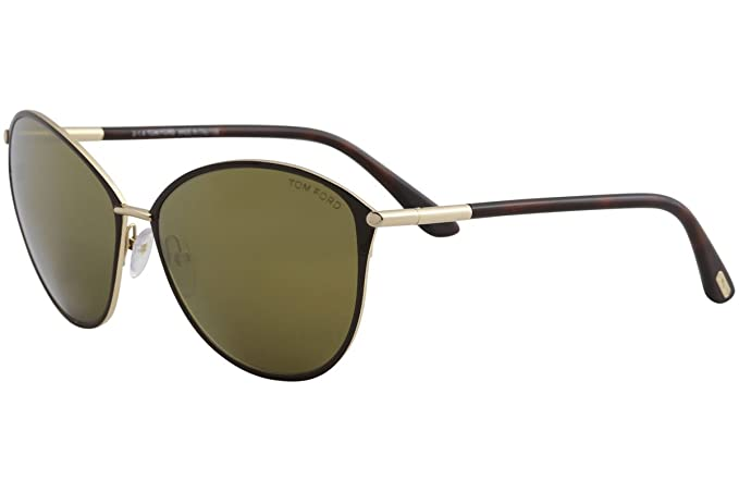 Gafas de sol Tom Ford Penelope FT0320 C59 28G (shiny rose ...