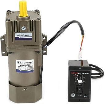 12-24V Batteriebetrieb Grillmotor Drehzahl regelbar 1-15 U//Min 230V